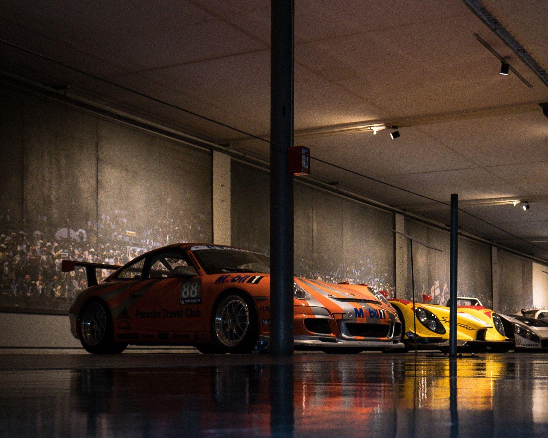 Retro Porsche